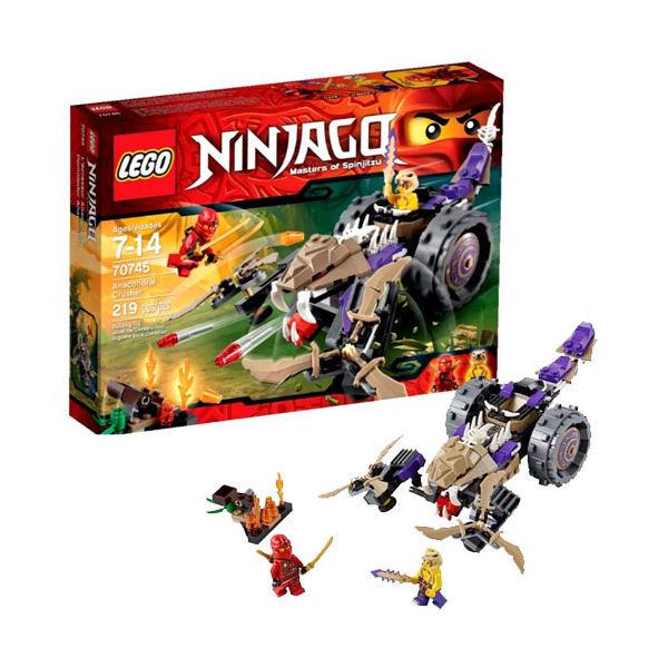 Лего ниндзя го конструктор онлайн