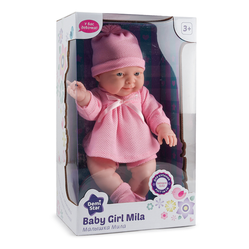 кукла химка милла