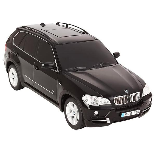 Машина р/у BMW X5 1:18 черная