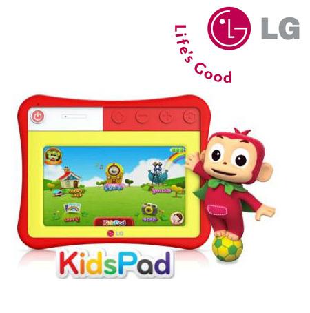 Планшет LG Детский мир 8499.000
