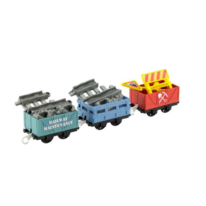 Набор из трех грузовых вагонов BDP02 Детский мир 799.000