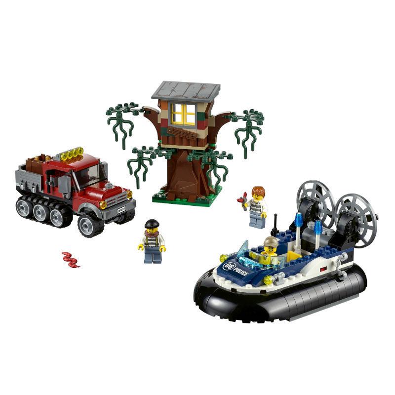 Конструктор LEGO City Police
