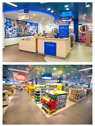 «Детский мир» обновил магазин в Бибирево e503df83837