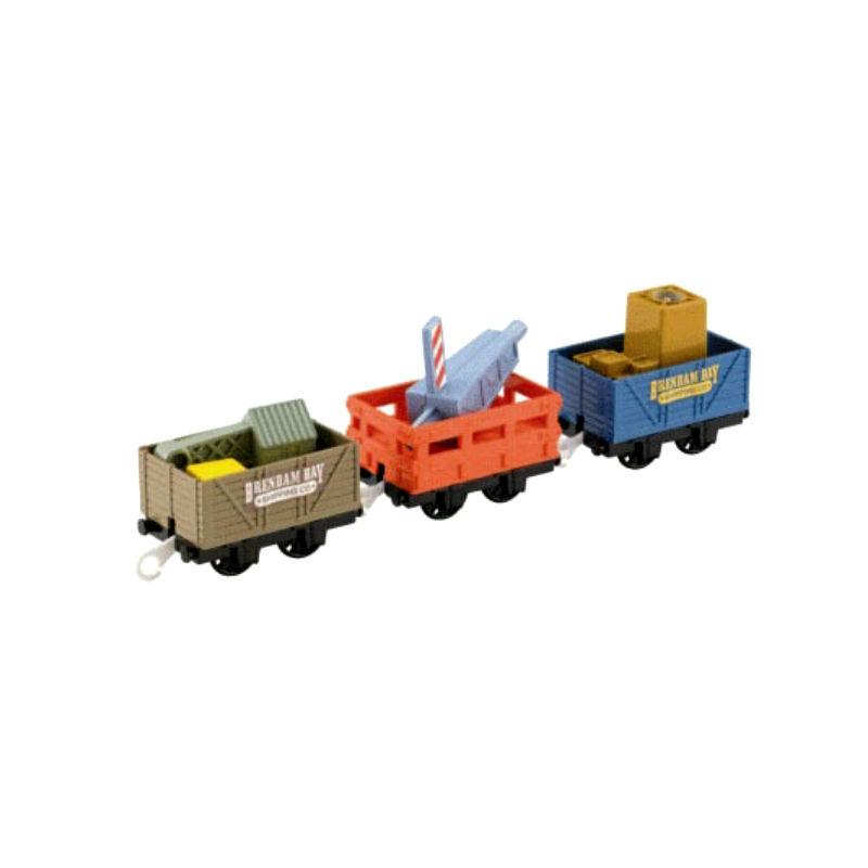 Набор из трех грузовых вагонов BDP01 Детский мир 799.000