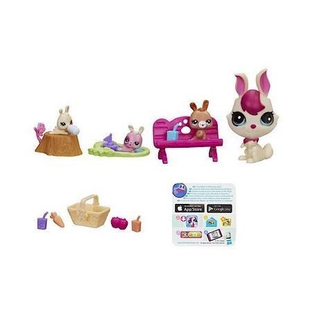 Игровой набор Littlest Pet Shop Детский мир 639.000