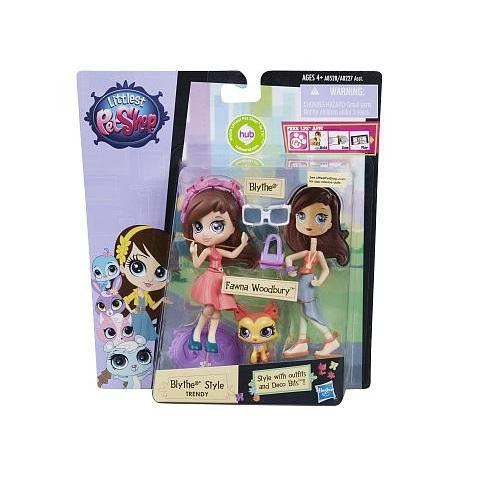 Кукла Littlest Pet Shop Детский мир 559.000