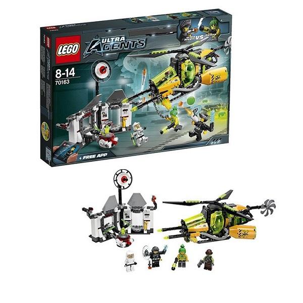 Конструктор LEGO Детский мир 2199.000