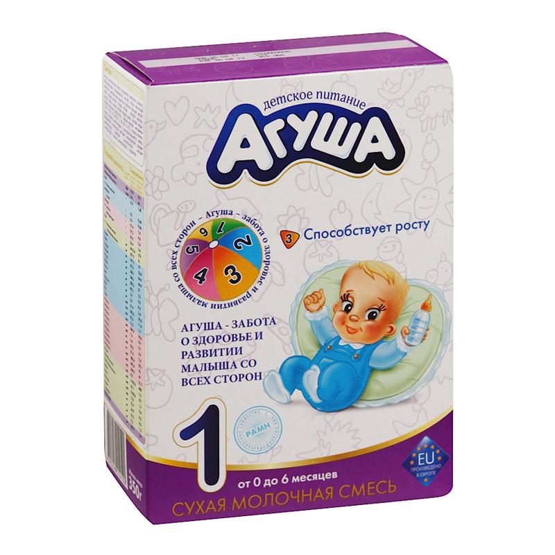 Сухая молочная смесь Агуша Детский мир 185.000