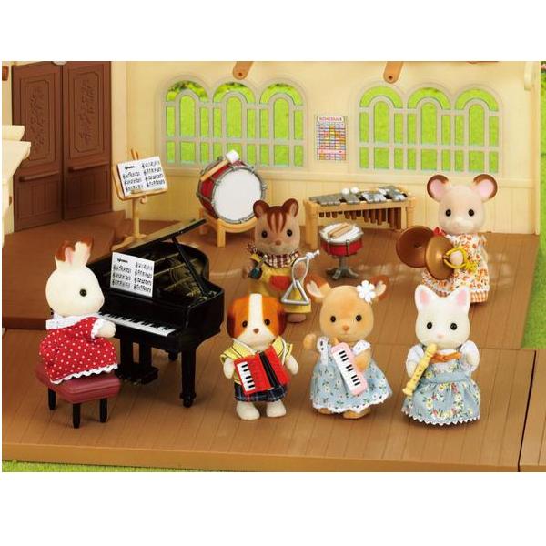 Урок музыки Sylvanian Families