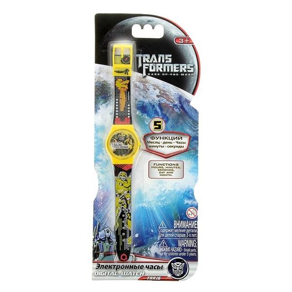 Часы наручные электронные Transformers Детский мир 249.000
