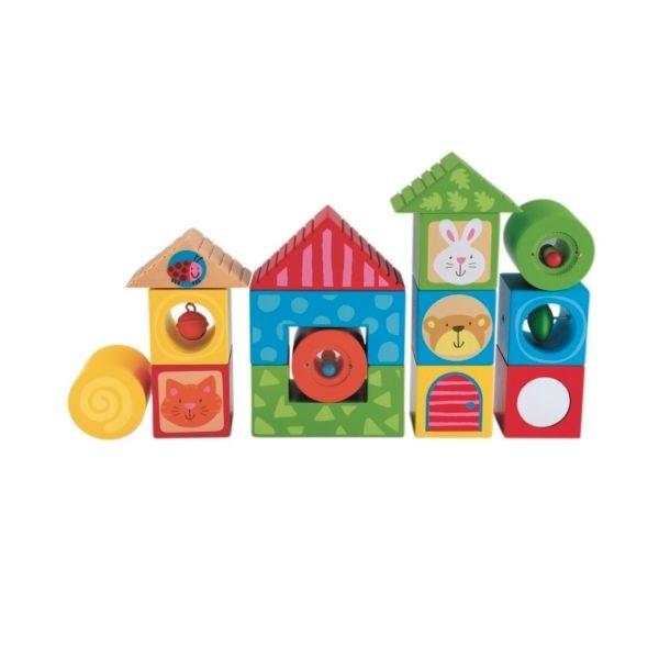 Набор кубиков ELC Детский мир 1715.000