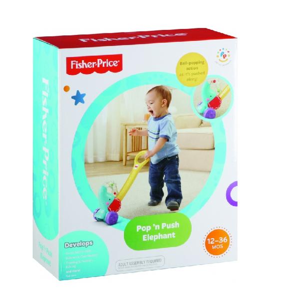 Каталка Fisher Price Детский мир 859.000
