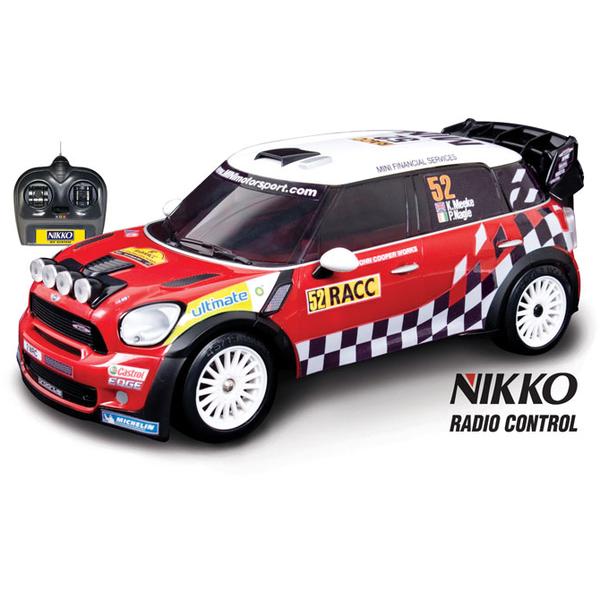 Машинка р/у Mini Countryman WRC