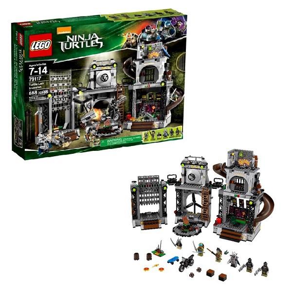 Конструктор LEGO Детский мир 4750.000