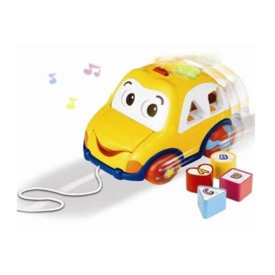 Машинка-сортер BabyGo Детский мир 1299.000
