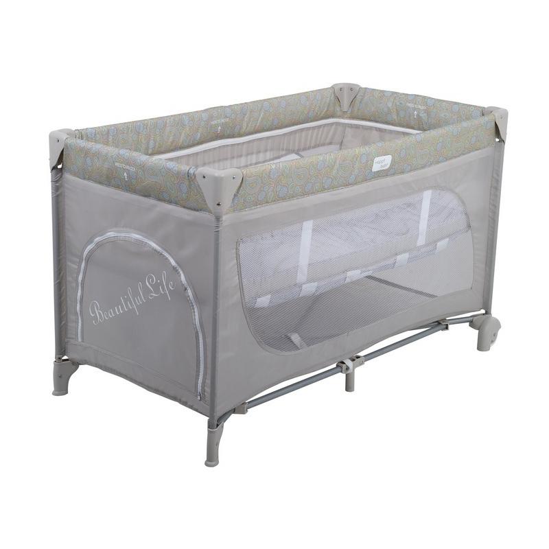 Кровать-манеж Happy Baby Детский мир 3790.000