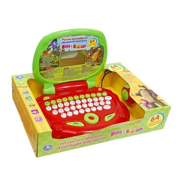 Обучающий компьютер Умка Детский мир 1999.000
