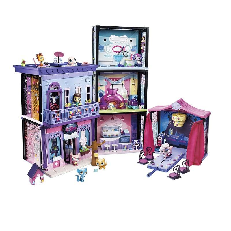 Игровой набор Littlest Pet Shop Детский мир 1599.000