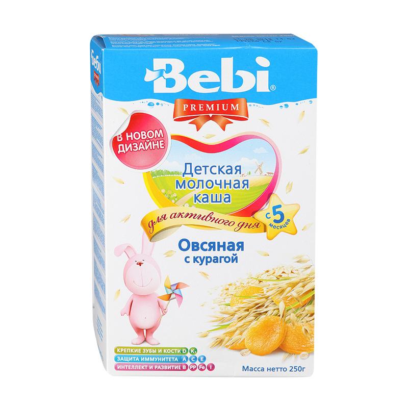Каша молочная Bebi Детский мир 81.000