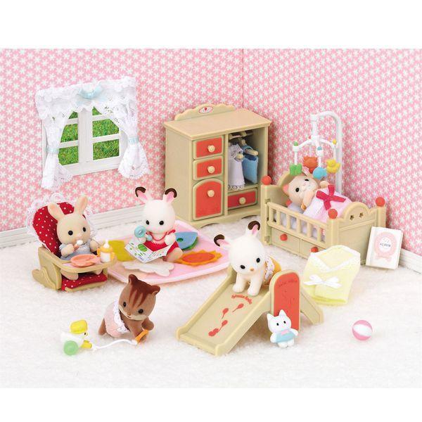 Детская комната Sylvanian Families