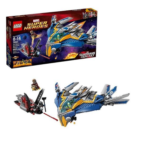 Конструктор LEGO Детский мир 4499.000