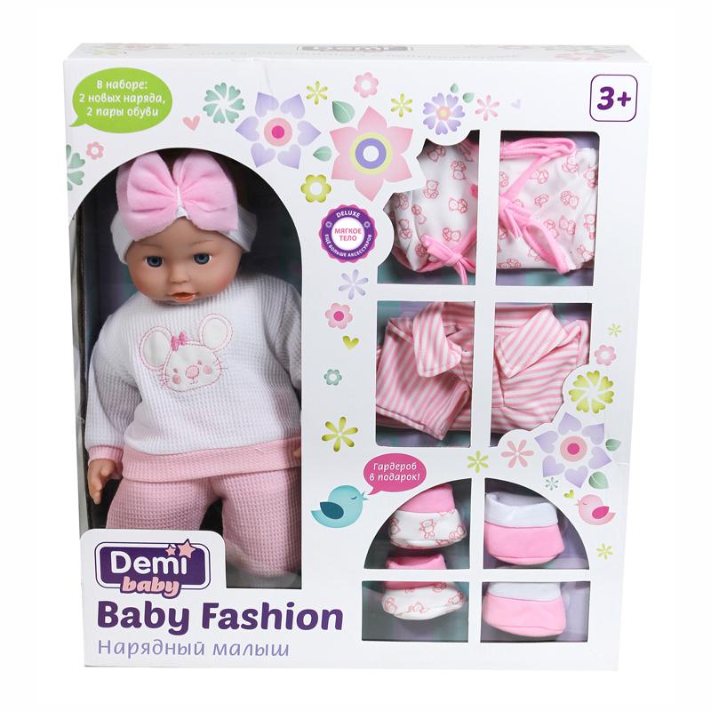 Пупс Demi Baby Детский мир 1699.000
