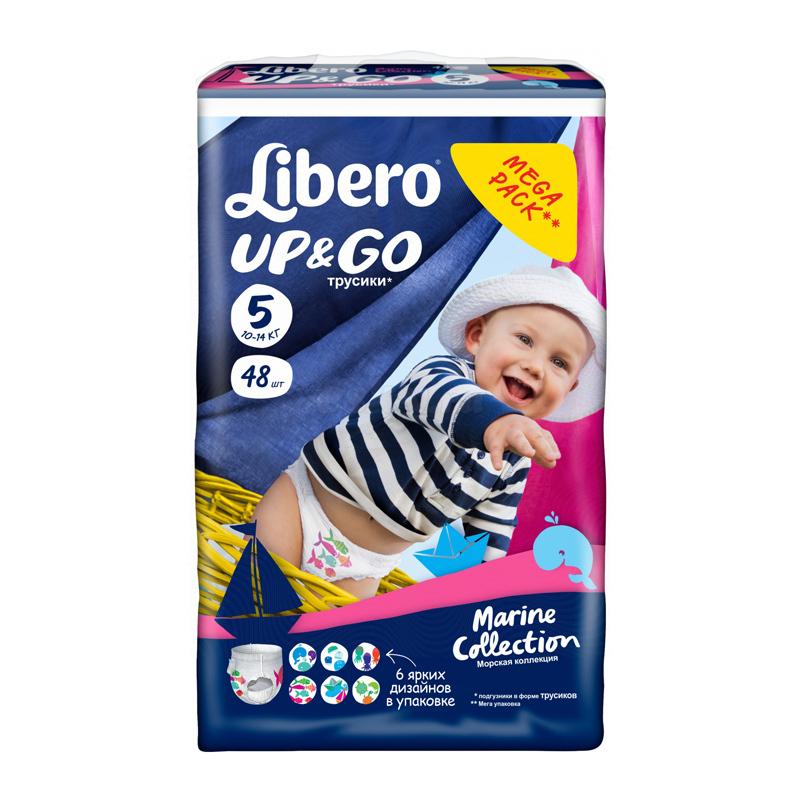 Трусики-подгузники Libero Детский мир 639.000