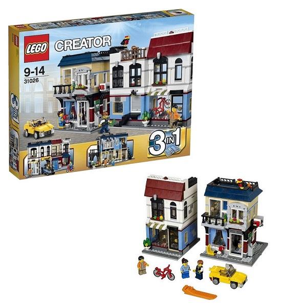 Конструктор LEGO Детский мир 3199.000