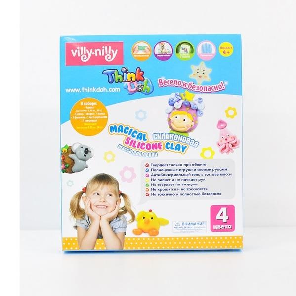 Силиконовая масса Villy-Nilly Детский мир 499.000
