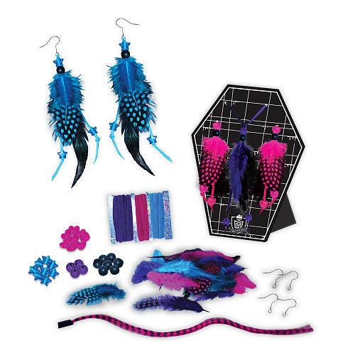 Набор для создания бижутерии из перьев Fashion Angels Детский мир 835.000