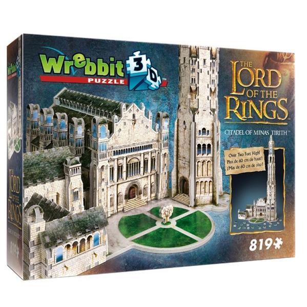 Пазлы 3D Wrebbit Детский мир 1409.000