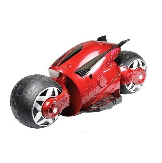 Мотоцикл р/у Cyber cycle (красный)
