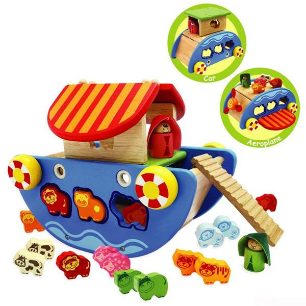 Сортер-трансформер I'M Toy Детский мир 2099.000