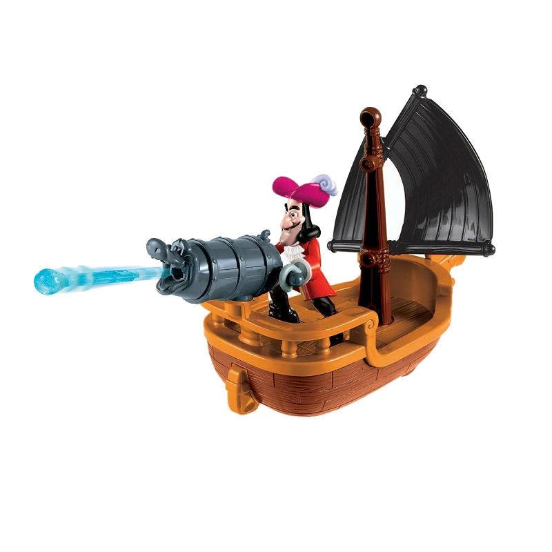 Лодка для пиратских сражений Fisher Price Детский мир 1199.000