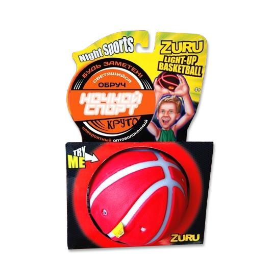 Баскетбольный мяч Zuru Детский мир 499.000