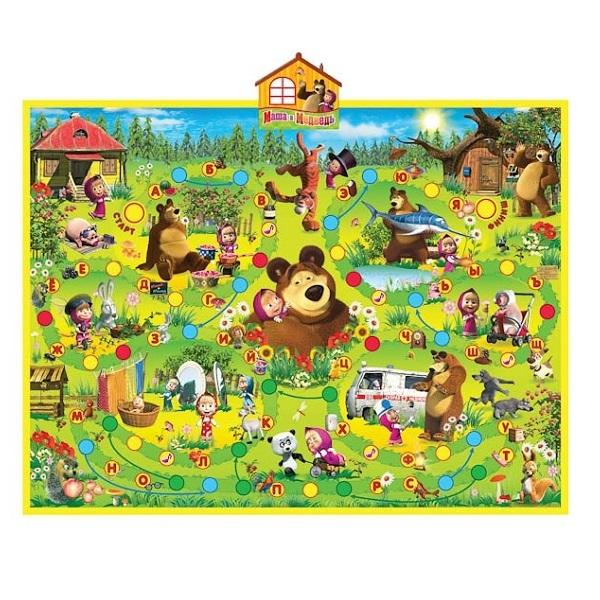 Обучающий плакат Умка Детский мир 990.000