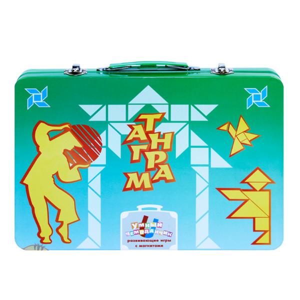 Игры с магнитами Умный чемоданчик Детский мир 1180.000