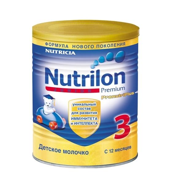 Детское молочко Nutricia Детский мир 361.000