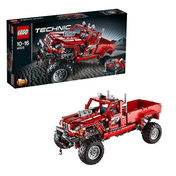 Конструктор LEGO Детский мир 4100.000