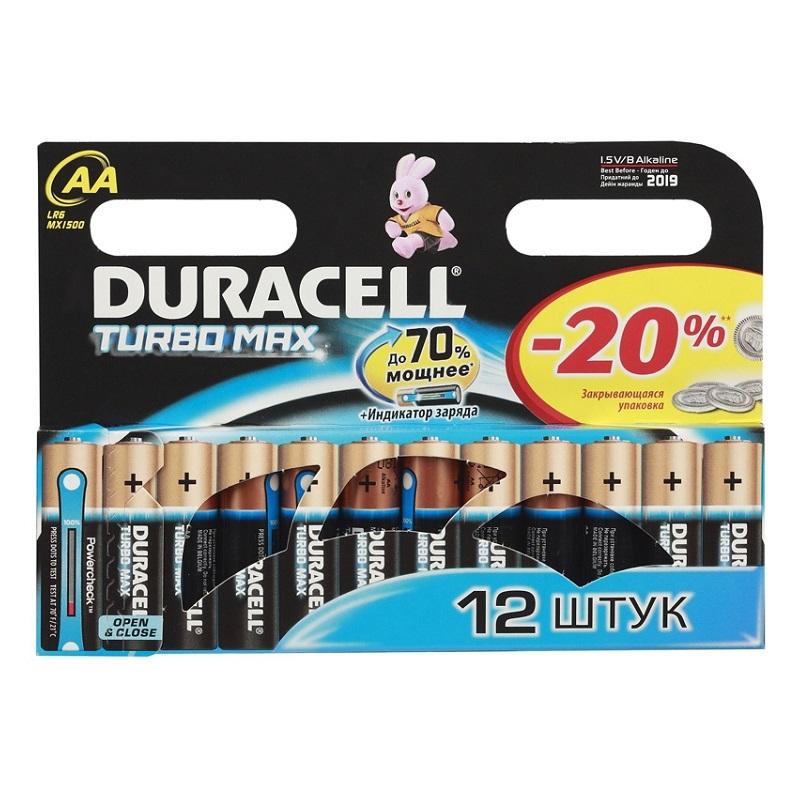 Батарейки Duracell Детский мир 429.000