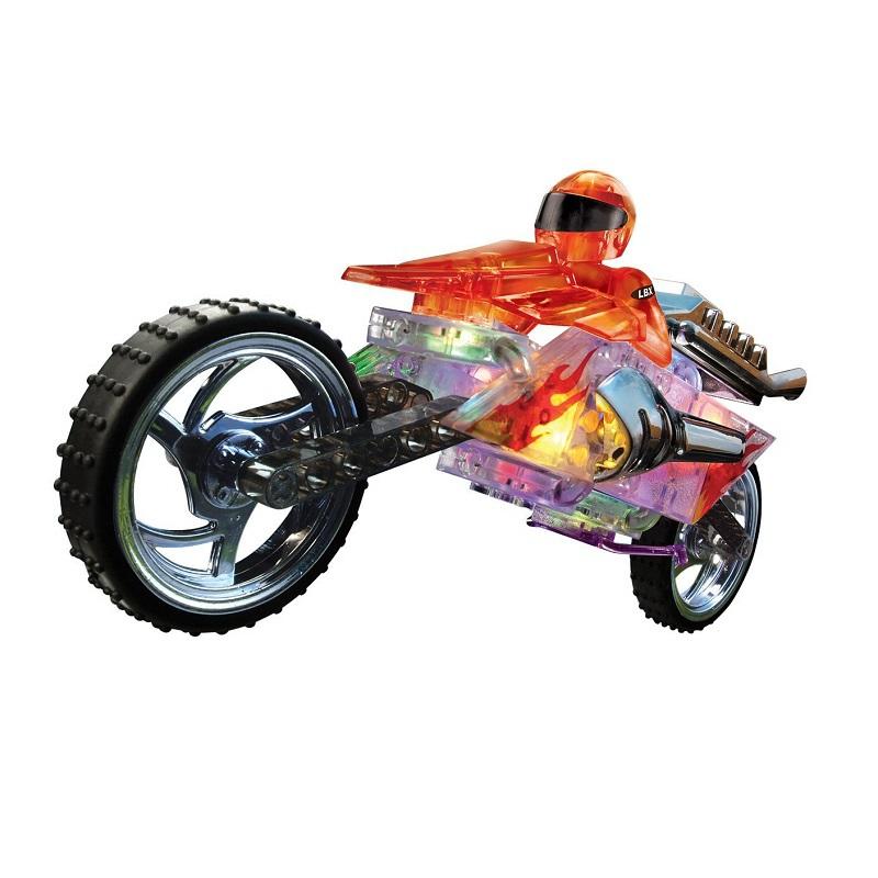 Конструктор Lite Brix Мотоцикл