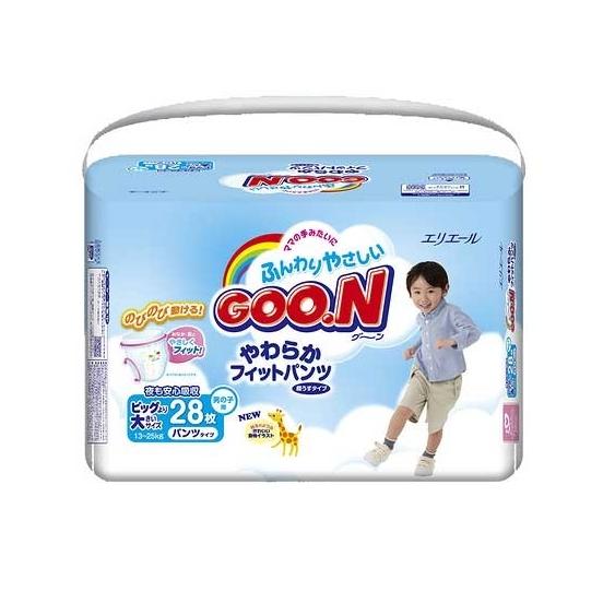 Подгузники-трусики Goon Детский мир 829.000