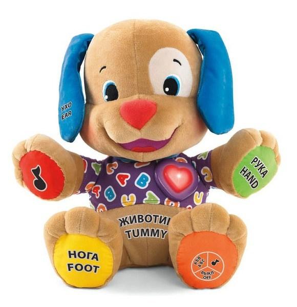 Ученый щенок Fisher Price Детский мир 2199.000
