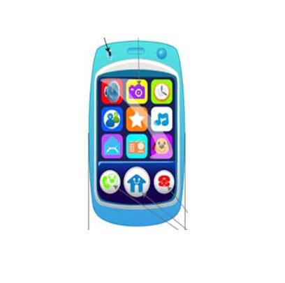 Мой первый смартфон BabyGo Детский мир 599.000
