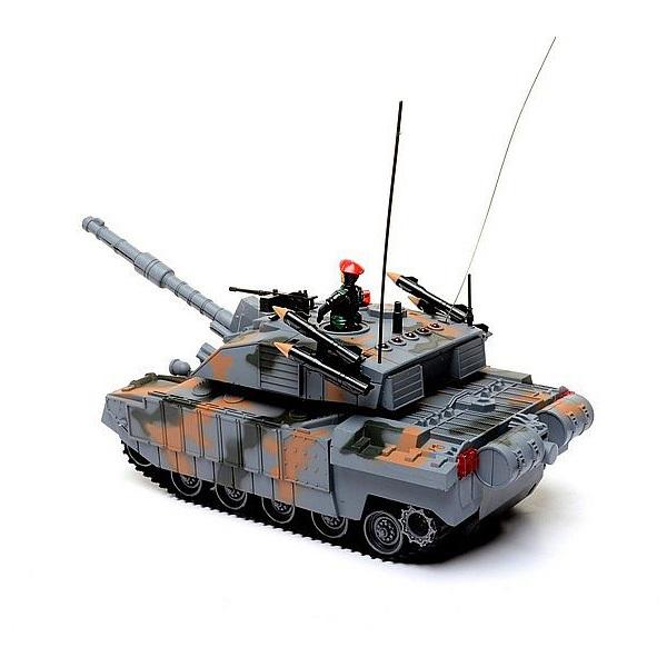 Танк р/у для танкового боя Global Bros Детский мир 1799.000