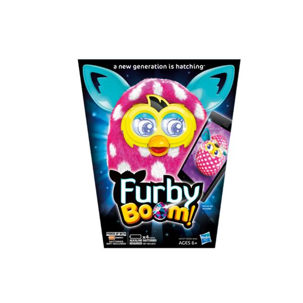 Furby Boom Hasbro Детский мир 3799.000