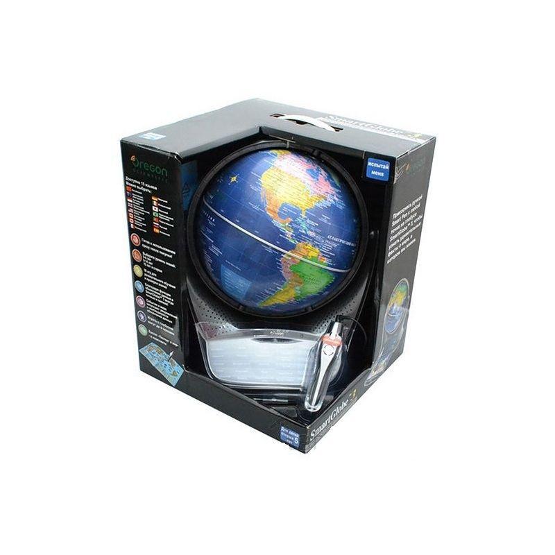 Интерактивный глобус Oregon Scientific Детский мир 8949.000