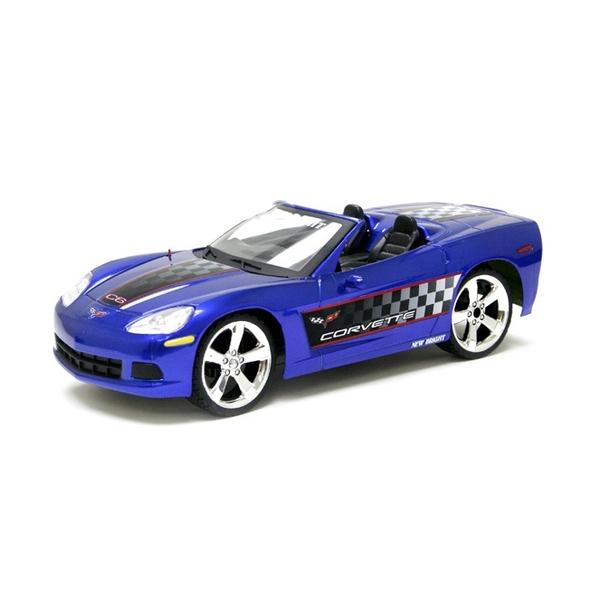 Машина р/у Corvette  1:16