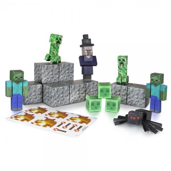 Конструктор из бумаги Minecraft Детский мир 699.000
