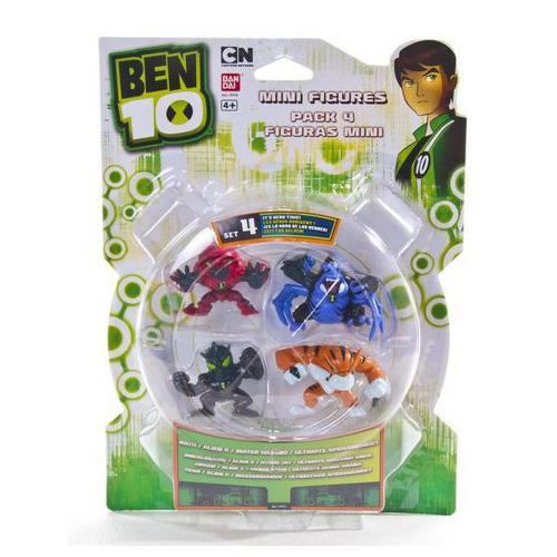 Набор мини-фигурок Bandai Детский мир 399.000